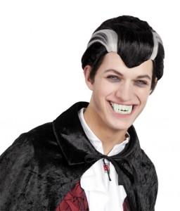Vampir Perücke für Halloween